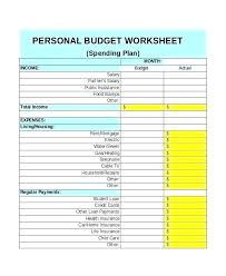Monthly Budgets Spreadsheets Monthly Budget Sheet Template Excel Personal Spreadsheet Uk Go