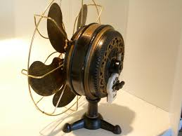 early electric fans 2011 production dates of early emerson 60 cycle ac brass blade fans by type steel blades replaced brass in 1931 last edit 3 17 18
