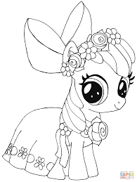 Free Printable My Little Pony Coloring Pages For Kids New - itgod.me