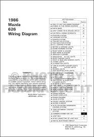 mazda distributor wiring diagram wiring library Mallory Unilite Distributor Wiring Diagram at 1991 B2600i Distributor Wiring Diagram