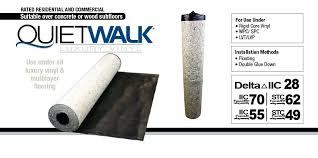 quietwalk luxury vinyl underlayment for vinyl plank flooring mp vinyl flooring underlay vinyl flooring underlayment