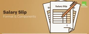 Payment Slip Format In Word Awesome Salary Slip Format In India Payslip Templates HR Block