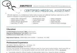 Medical Office Assistant Resume Here Are Medical Office Assistant