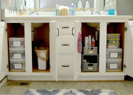 Organizing the Bathroom Cabinet — Sara Dear