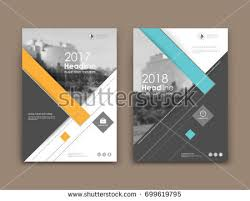 White Brochure Yellow And Black Business Brochure Design Template Download Free