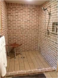 tile looks like brick walls bathrooms inglenook brick tiles brick pavers thin