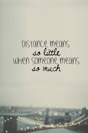 Going The Distance 40 Ways To Make Your LDR Work Despite Adorable Distance Quote