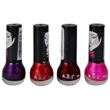 adbeni new fashion colour nail polish bo set of 8