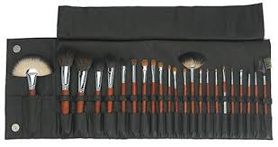 makeup brush fibers can be either natural made from hair or synthetic both of them have a place in makeup collections depending on what type of
