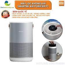 Bản quốc tế] Máy lọc không khí Xiaomi Smartmi Air Purifier P1 - Bảo hành 12  tháng - Shop Thế Giới Điện Máy Thế giới điện máy