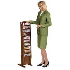 magazine rack office. Magazine Rack With 10 Pockets, 33337 Office