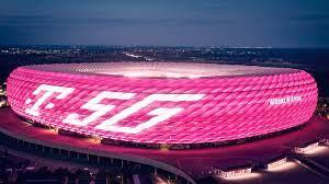 Mit Telekom-Highspeed in DFL-Supercup 2020 - Allianz Arena