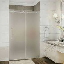 frosted shower door frosted shower screen uk