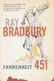 ray bradbury fahrenheit 451 1953 year oldbook covershigh