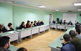 shushi technological university will have new conditions round table discussion was organized in the university