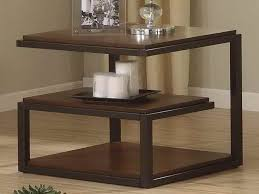 glass end tables for living room. amazing of modern living room end tables glass for d