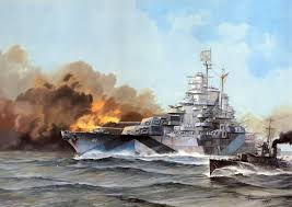 a small pet peeve naval fire control and battleship paintings i could numerous examples of battleship paintings the same issue