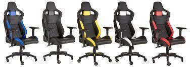 Corsair t2 road warrior gaming chair. Corsair Launch The T2 Road Warrior Gaming Chair For Premium Comfort