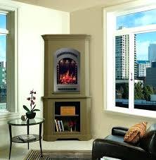 electric fireplace corner unit fireplaces small units electric fireplace corner