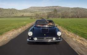 Ferrari 400 superamerica indeholdt mange opgraderinger fra sin forgænger 410 superamerica. 1961 Ferrari 400 Superamerica Swb Coupe Aerodinamico The Coolector