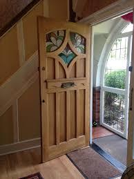 wooden front doorFront Doors Winsome Victorian Style Wooden Front Door Victorian