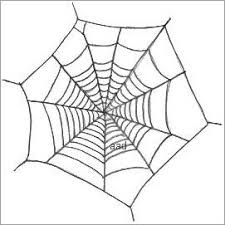 web drawing spider web drawing