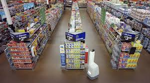Photos Video Robots To Work In 50 Wal Marts Including Several In