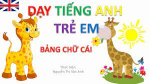 Dạy bé học tiếng anh với bảng chữ cái abc qua hình ảnh vui nhộn | dạy tiếng  anh cho trẻ em???? - YouTube