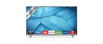 vizio m c k ultra hd tv review com