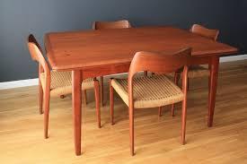 scandinavian teak dining room furniture danish dining table and chairs danish dining table etsy mid best