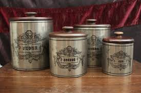Rustic Kitchen Canisters Old Fashioned Canister Sets Related Keywords Suggestions Old