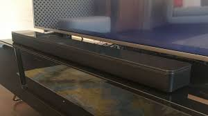 bose 300 soundbar. bose soundtouch 300 hands on review: a soundbar for bose\u0027s multi-room lineup https