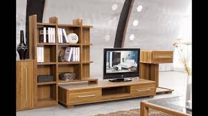 Lcd Tv Furniture For Living Room Lcd Tv Cabinet Designs Ideas Furbish Interiors Youtube
