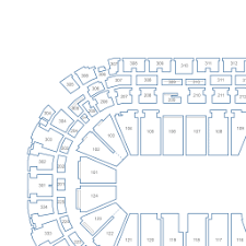 Dallas Mavericks Seating Chart Seat Numbers American Airlines Center Interactive Seating Chart