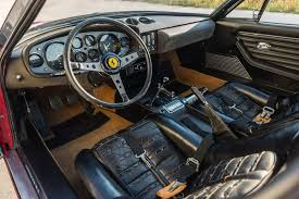 To its first and last private and german based owner in 2012. Cool Car For Sale 1972 Ferrari 365 Gtb 4 Daytona Berlinetta