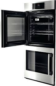 french door double wall oven double electric wall oven with cu convection ovens self clean cooking french door double wall oven