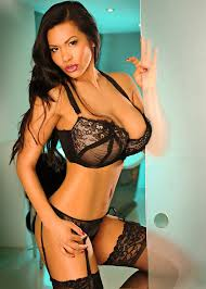 Allanah Li Female American Escort in London Baker Street.