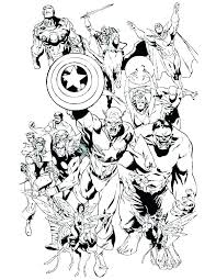 Universe Coloring Page Universe Coloring Page Marvel Coloring Pages