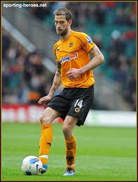 Roger JOHNSON - League Appearances - Wolverhampton Wanderers FC