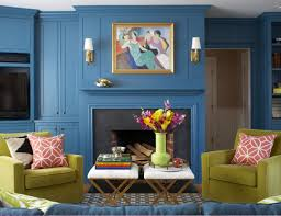 House Design Colour Printing 40 Vibrant Room Color Ideas How To Decorate With Bright Colors
