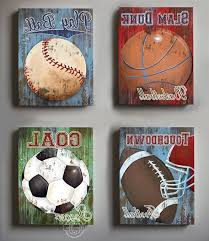 stylish sports canvas wall art elegant design vintage prepossessing inspiration of d on arts extreme for boys on vintage sport wall art with incredible sports canvas wall art designing inspiration decor