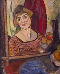 self portrait 1927 by suzanne valadon 1865 1938 france famous paintings reions wahooart com