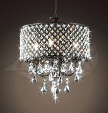 crystal candle chandelier brushed nickel light fixture unique chandeliers glass