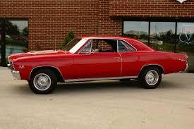 1967 Chevrolet Chevelle SS 396 - Valenti Classics