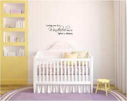 loving you is a wonderful way to spend a lifetime decorations inspirational vinyl wall decals es