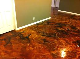 appealing acid stained concrete floors cement chemical staining cost ling