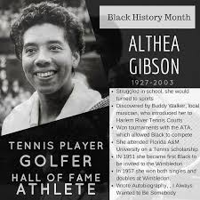 「althea gibson died in 2003 at the age of 76.」の画像検索結果