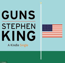 stephen king writes passionate essay in favor of gun control  the cover of stephen king s essay which argues for greater gun control king writes that