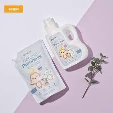 Nước giặt đồ sơ sinh hữu cơ (organic) Kmom-Hàn Quốc
