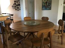 photo of teak me home berkeley ca united states round dining table